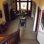Kiltearn Entrance Hallway