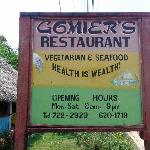 Gomier's Sign