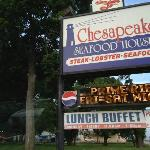 ‪Chesapeake Seafood House‬