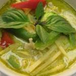 Green Curry (Gluten Free)