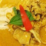 Chicken Panang Curry (Gluten free)