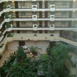view from front door on 7th floor