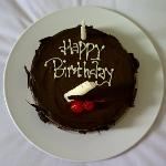 Thank You for Lovely B'Day Cake