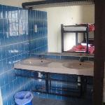 In-room sink