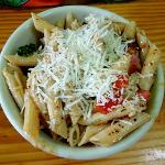 Pasta Poblano Salad