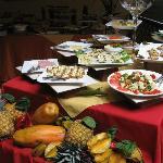 Breakfast buffet 1