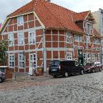 Foto de Hotel Restaurant Zum Alten Schifferhaus