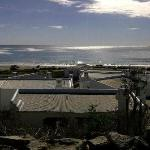 View from the Deck over Paternoster