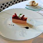 Foie gras Cheval Blanc ...