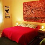stanza rossa, dipinti d'autore