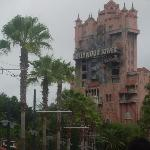Hollywood Tower of Terror :-/