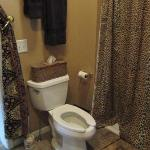 The Toilet at the Private Entrance