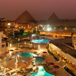 金字塔艾美飯店