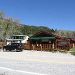 Foto de The Windspirit Cottage & Cabins