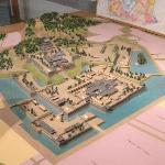 小田原城のパノラマ/解説付きで楽しめた