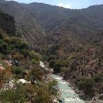 parte del rio