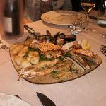 dinning in Monterroso al mare