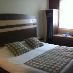 chambre et lit