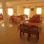 Hotel Alexandra Breakfast room