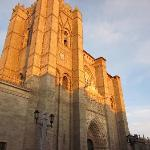 Cathedral in Avila