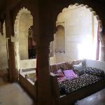 Photo de Hotel Garh Jaisal Haveli