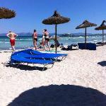 Strandområdet