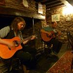 Open Mike guitar players