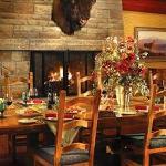 Jasper Dining at The Moose's Nook
