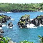 Beach near Hana