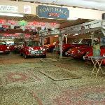 Collection of 50+ English Classic Sports Cars with some Japanese and European.  They are all RED