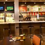 Eat, Drink & Connect at the Bistro!