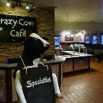‪Crazy Cow Cafe‬