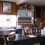 Carlson Vineyard Tasting Room