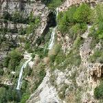 Cascada rio Tenes