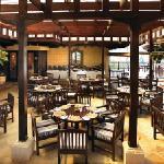 Interior - Thandi Restaurant