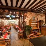La Salle de Restaurant La Confiance