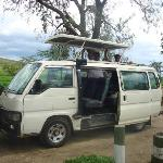 Best Vehicle with open roof to visit forest in Kenya