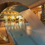 hotel piscina - swiss diamond hotel lugano