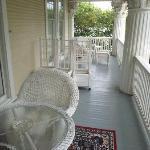 balcone della lavander room