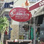 Φωτογραφία: Golden Boys Restaurant