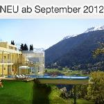 NEU ab September: das Badehus des Ferienhotel Fernblick
