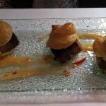 Wild Boar Mini Burgers