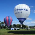 Northampton Balloon Festival at Billing Aquadrome