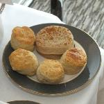 Afternoon Tea - Scones and Crumpets