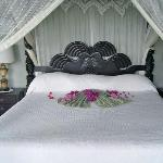 My gorgeous bed