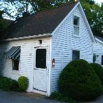 Our little home - the carriage house has 3 units