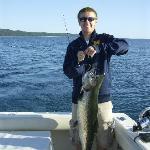 Pat's big fish