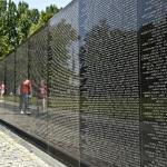 The Vietam War Memorial