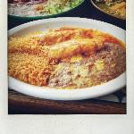 Lunch at El Agave