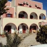 Villa Korionos - Façade